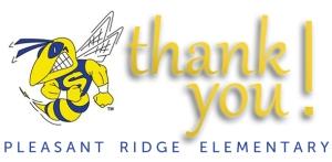 Thank You Pleasant Ridge!