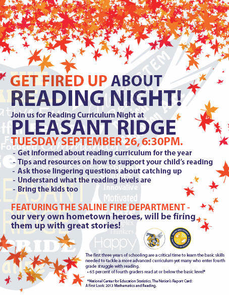 Reading Night 2017