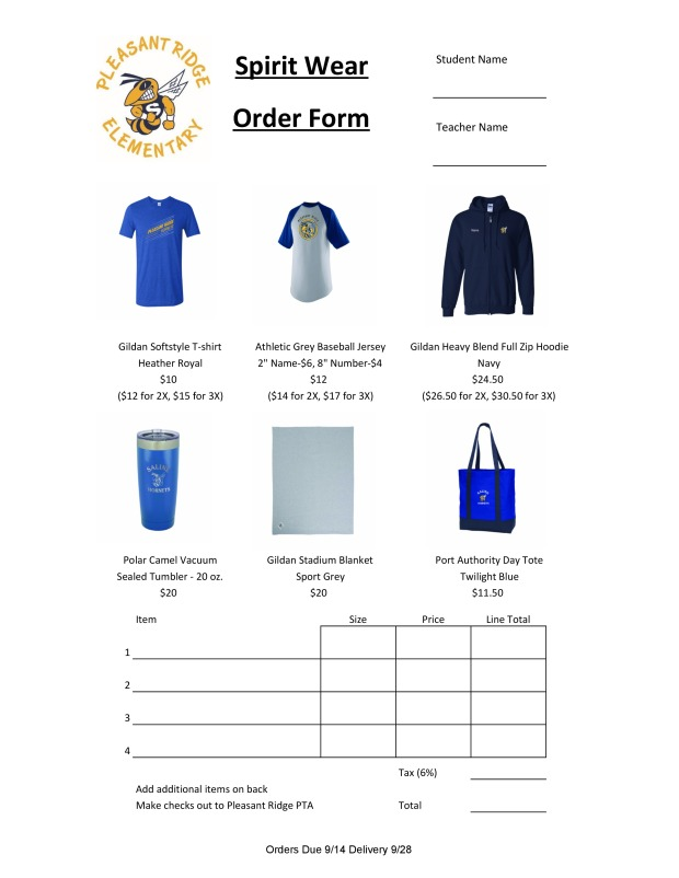 spirit wear order form - Sheet1-page-0